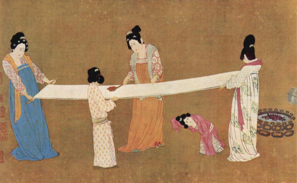 silk history