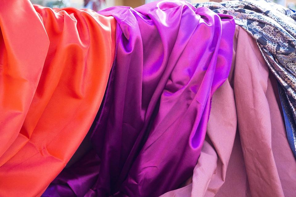China's silk production