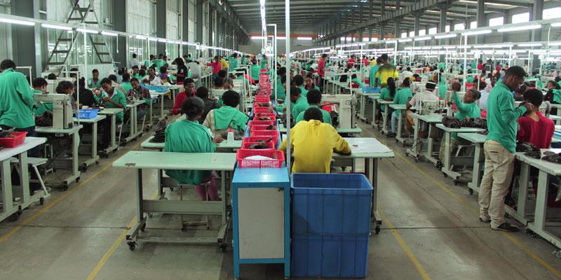 ethiopia textile industry