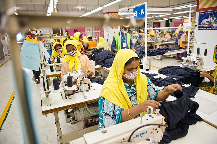 The Textile Labour Market in Bangladesh