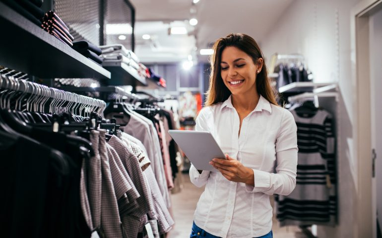 retail trade industry