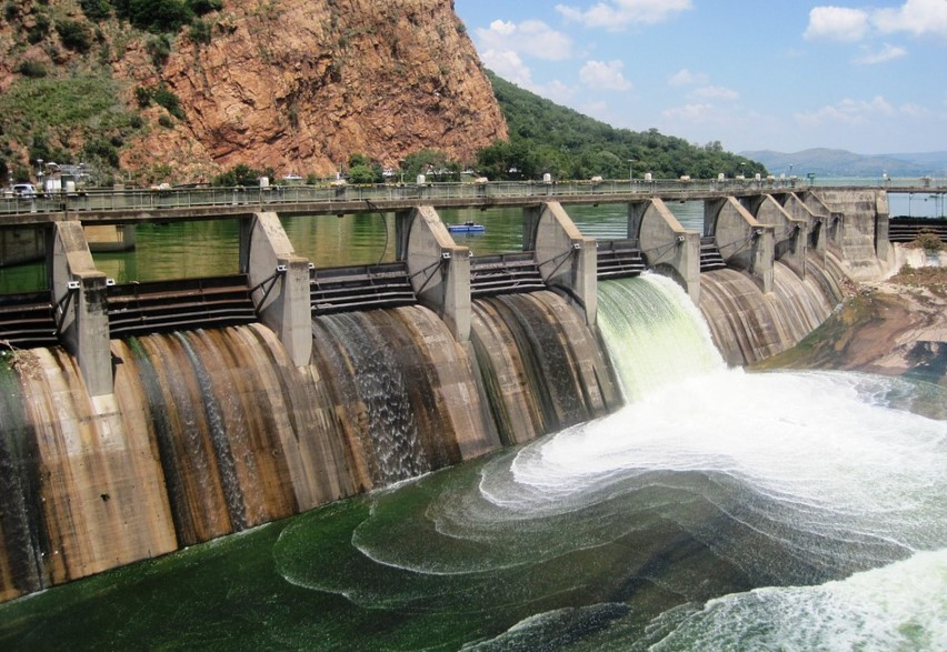 top hydropower producing countries
