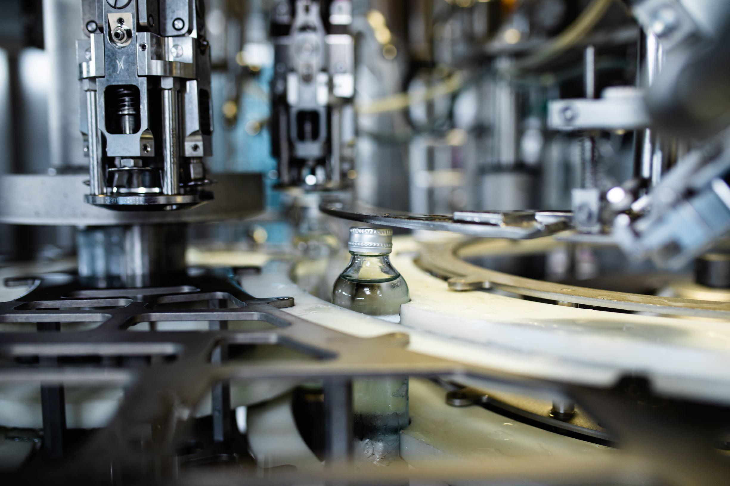 Industrial machinery and equipment repair and maintenance
