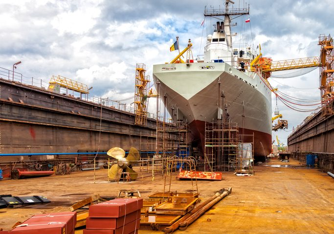 top shipbuilding companies in the world