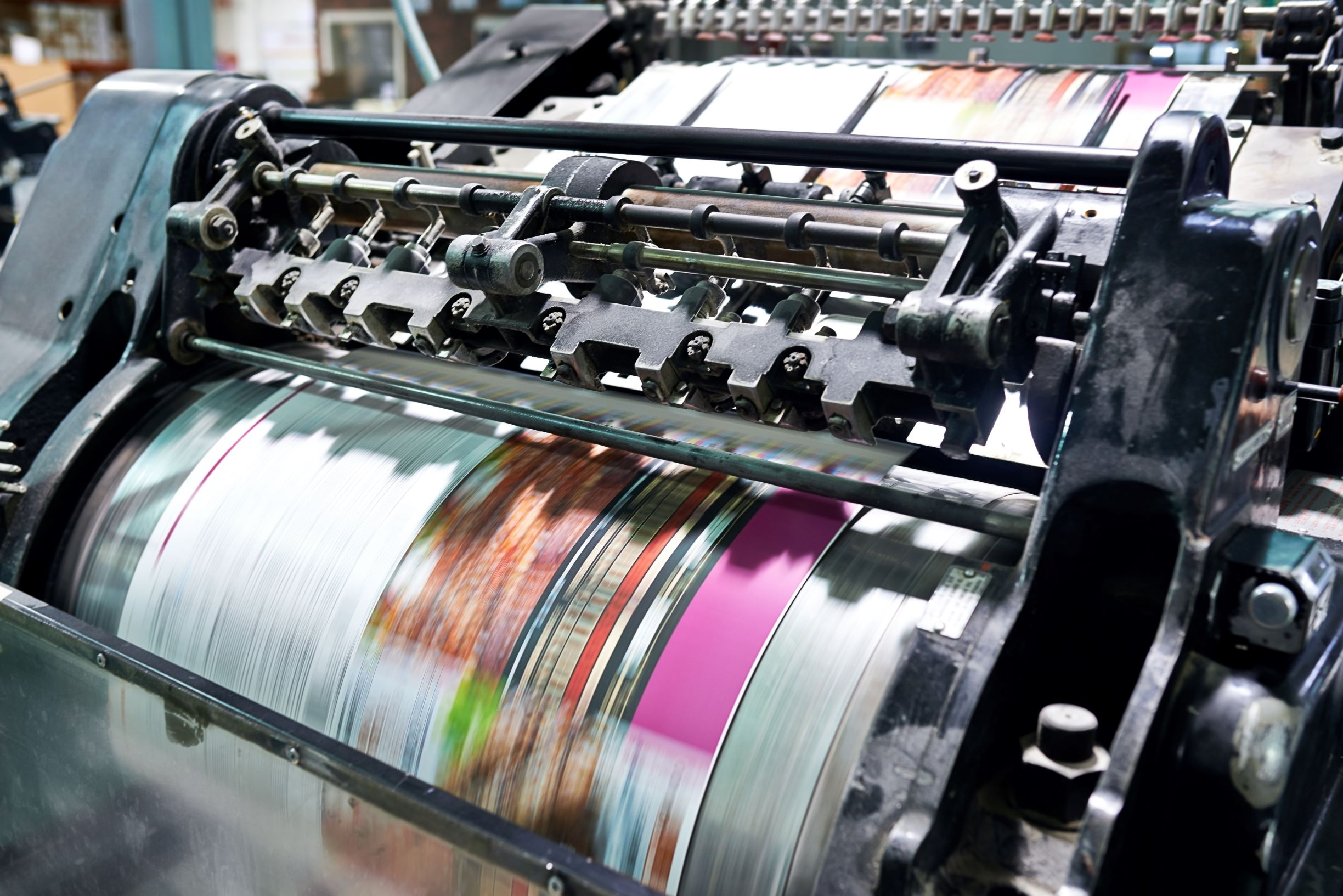 Commercial printing services companies