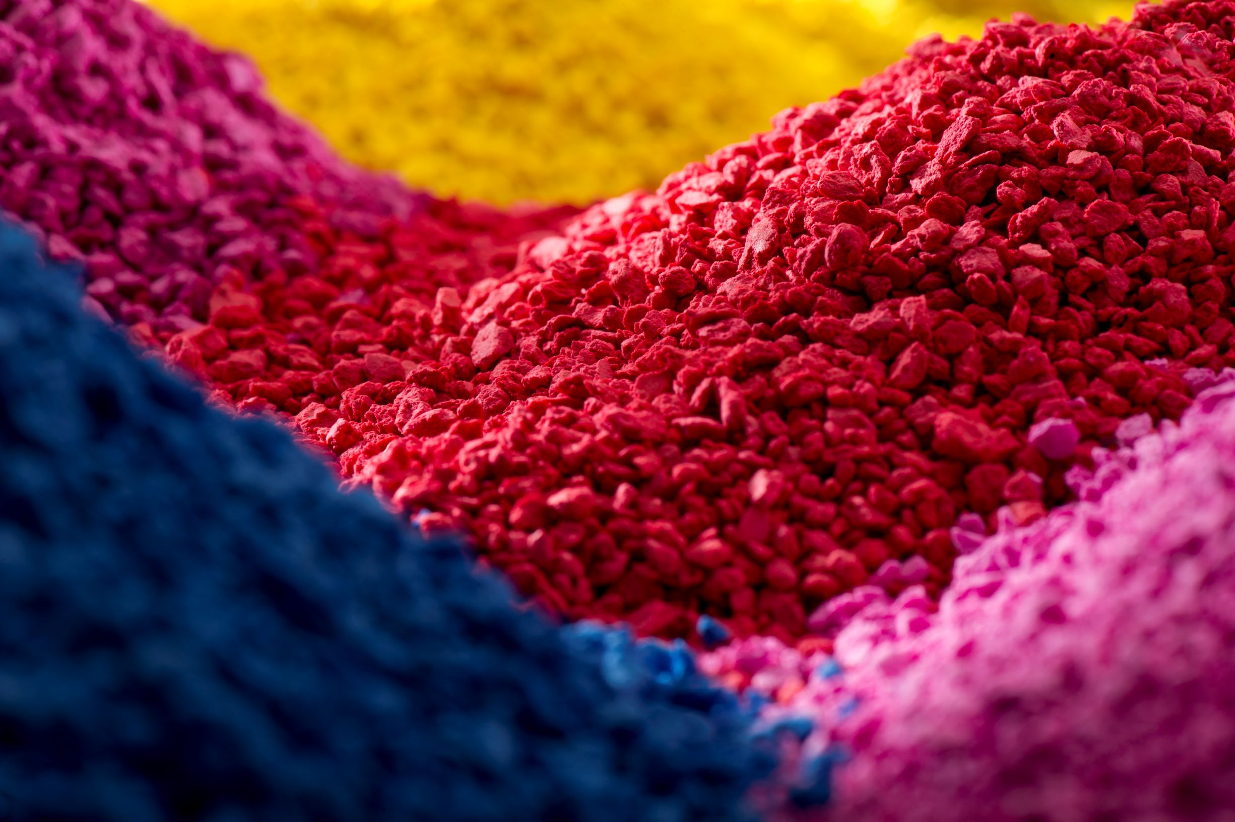 Top polymer resin manufacturers