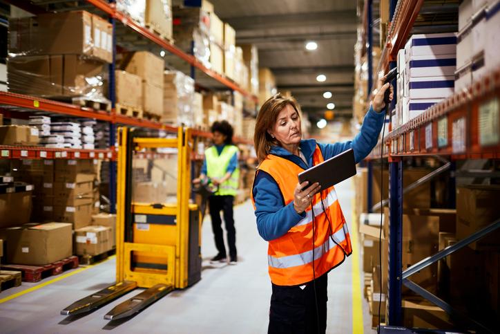 top warehouse companies