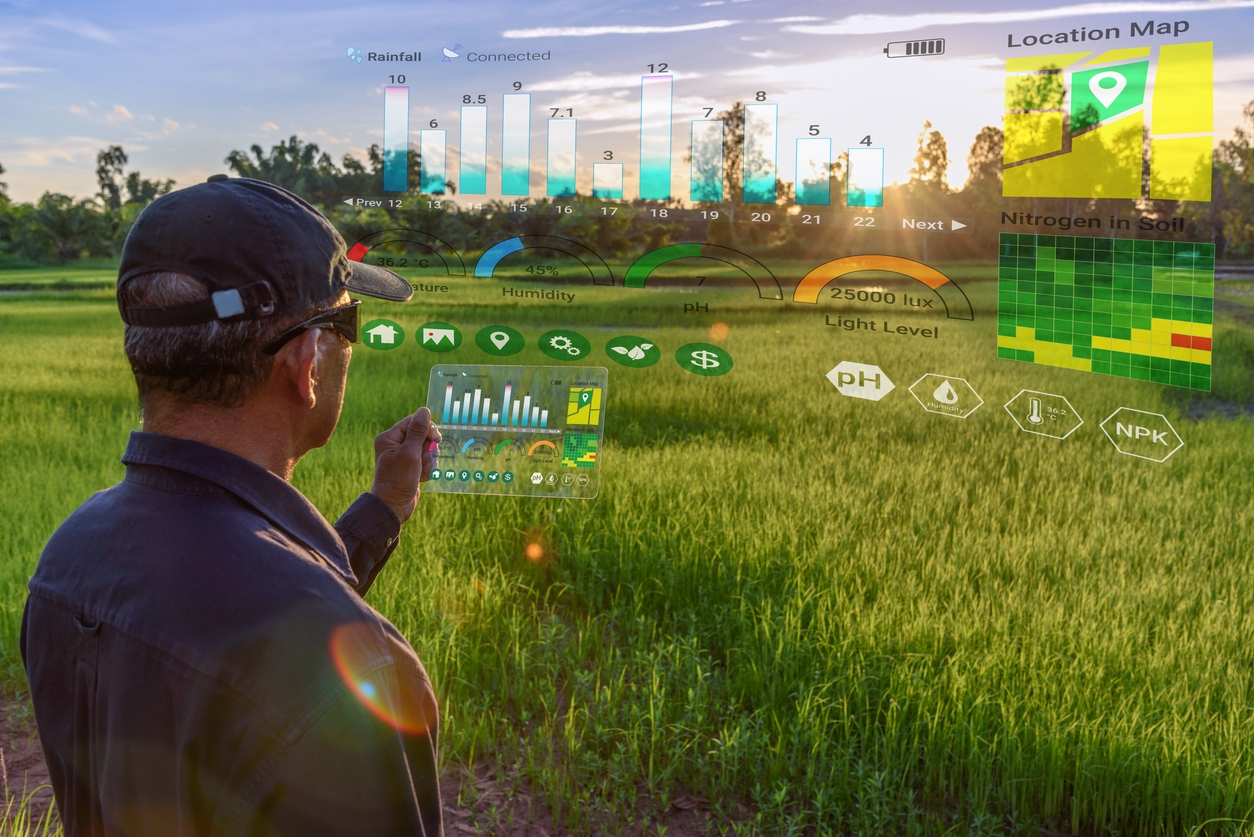 New Technology in Agriculture